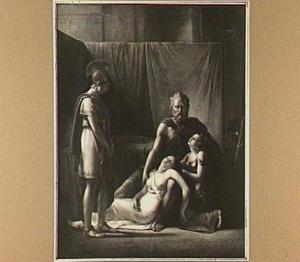 De dood van Belisarius' echtgenote
