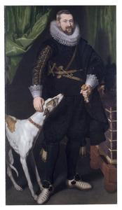 Portret van Charles-Alexandre de Croy, marquis d' Havré, duc de Croy (1581-1624)