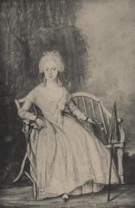 Portret van Maria Elisabeth van Swijndregt ( -1840)