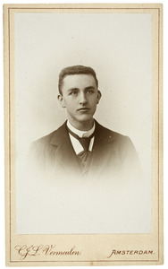 Portret van Barend Albertus Doyer (1874-1962)