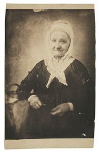 Portret van een onbekende vrouw (1777-1859)