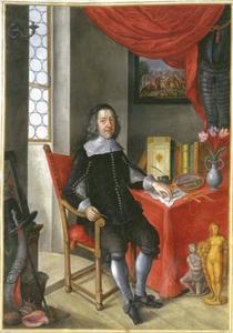 Portret van graaf Johann von Nassau-Idstein (1603-1677)