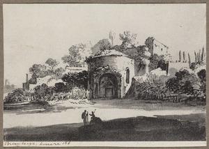 S. Teodoro aan de voet van de Palatijn, te Rome