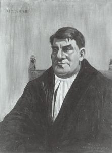 Portret van Leonard Salomon Ornstein (1880-1941)
