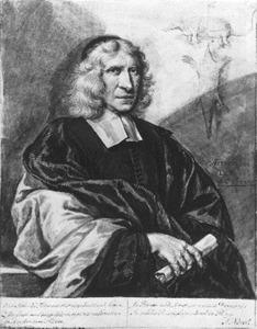 Portret van Sybrand Feitama (1620-1701)