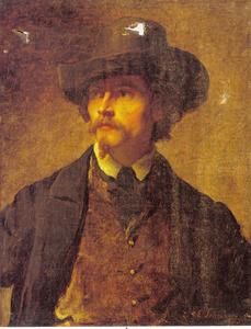 Portret van Pieter Stortenbeker