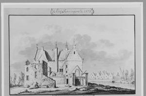 's Konings Uithof bij de abdij Koningsveld