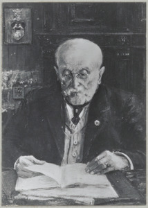 Portret van Jan Willem Boellaard (1830-1923)