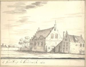 Harderwijk, het Weeshuis anno 1607