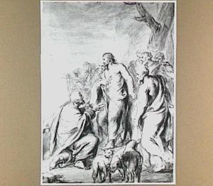 De opdracht van Christus aan Petrus (Johannes 21:16-18)