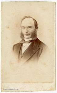 Portret van Joannis Antonius Marie van Berckel (1818-1911)