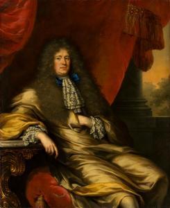 Portret van Johan Gabriel Stenbock (1640-1705)