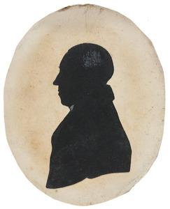 Portret van een man, mogelijk Joan Jacob Mari van Meurs (1784-1850)