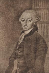 Portret van Jeronimus Nolthenius (1738-1796)