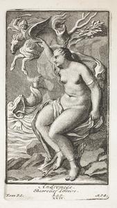 Perseus en Andromeda (pl. XXIV)