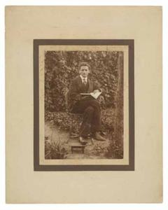 Portret van Kees Lodder