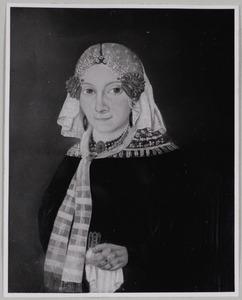 Portret van Dieuwertje Harms Wijk ( -1866)