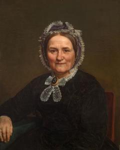 Portret van Caroline Elizabeth Lohe (1807-1889)