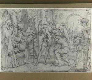De rechtspraak van Graaf Willem de Goede van Holland