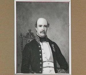 Portret van Jonkheer Theodoor van Capellen (1816-1880)