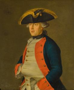 Portret van Dirk Trip (1734 -1763)
