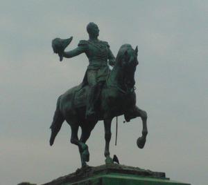 Koning Willem I (1772-1843) van Nederland