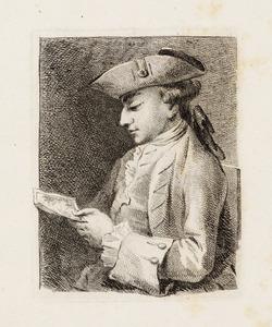 Portret van Hendrik Otto Arntzenius (1743-1795)