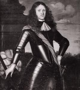 Portret van Haro Caspar von Innhausen und Kniphausen (1646-1694)