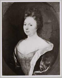 Portret van Etta Catharina Werumeus (1676-1727)