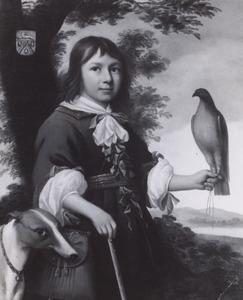 Portret van Pieterson