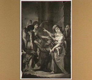 De engel Rafaël maakt zich bekend aanTobit en zijn familie (Tobit-10-13)