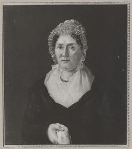 Portret van Geertje Bakker (1768-1846)
