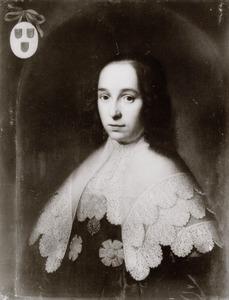Portret van Anna de Schilder (1610-1676)