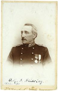 Portret van Otto Gerhard Hendrikus Heldring (1843-1911)