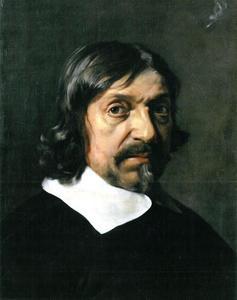 Portret van een man ten onrechte geïdentificeerd als René Descartes (1596-1650)