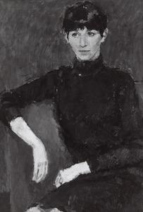 Portret van Paulette Manders