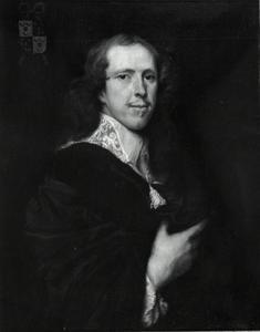 Portret van Johan de Groot (1625-1678)