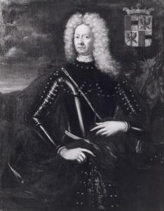 Portret van Onno van Ewsum (1686-1720)