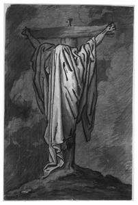 Getransfigureerde Christus aan het kruis