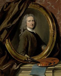 Portret van Cornelis Troost (1696-1750)