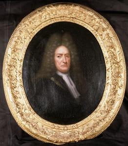 Portret van Jacob Verheye (1640-1718)
