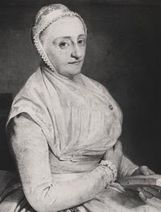 Portret van Wijntje Vos (1751-1815)