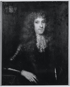 Portret van een man uit de familie Schuijl van Waldhorn