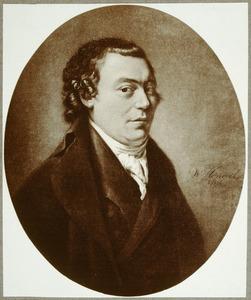 Portret van Adriaan Loosjes (1761-1818)