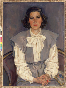 Portret van Dora Schrama (1907-1992)