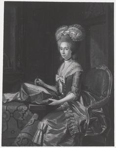 Portret van Arnoldina Wilhelmina Brantsen (1751-1807)