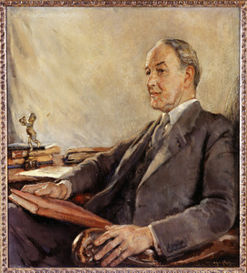 Portret van Adolph Staring (1890-1980)