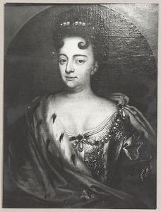 Portret van Henriëtte Amalia van Anhalt-Dessau (1666-1726)