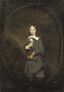 Portret van Engel Craeyvanger (1649-?)