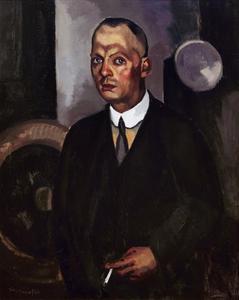 Portret van Wim Selderbeek (1884-1963)